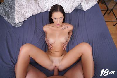 Wake the Neighbors - Mina Moreno - VR Porn - Image 15