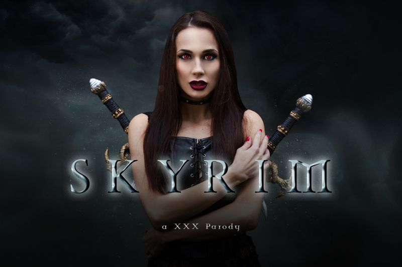 Skyrim A XXX Parody feat. Nicole Love - VR Porn Video