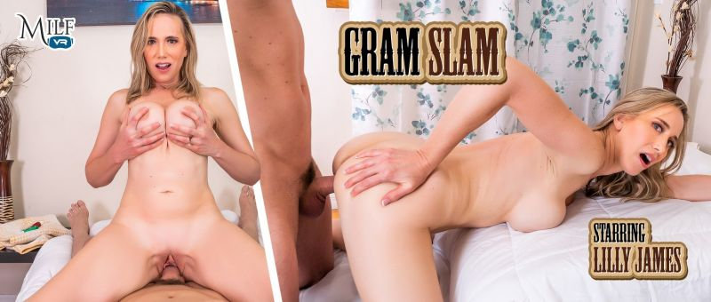 Gram Slam feat. Lilly James - VR Porn Video