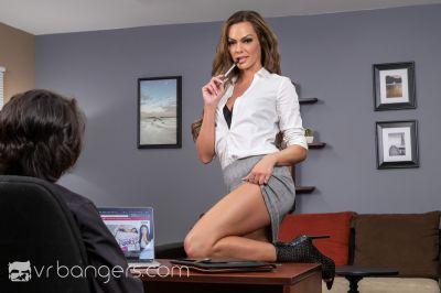 In-depth Inspection - Aila Donovan - VR Porn - Image 3