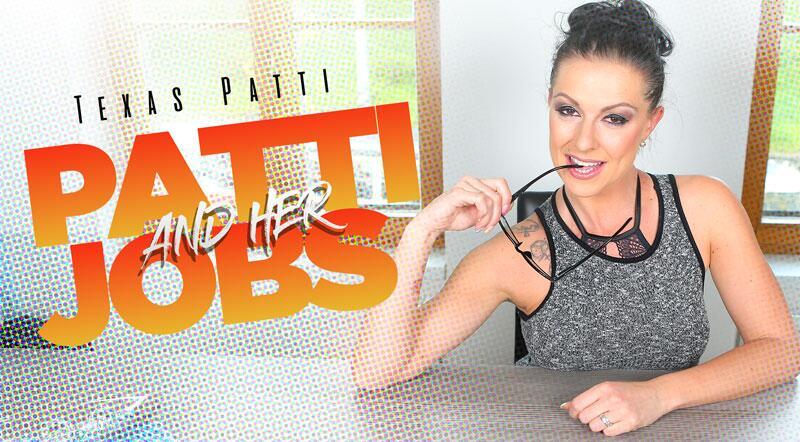 Patti And Her Jobs feat. Texas Patti - VR Porn Video