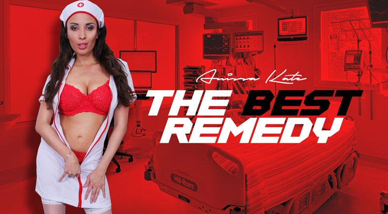 The Best Remedy feat. Anissa Kate - VR Porn Video