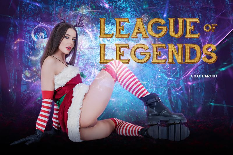 League of Legends: Katarina A XXX Parody feat. Sybil A - VR Porn Video