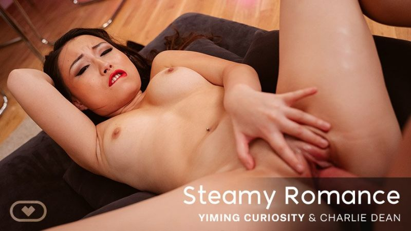 Steamy Romance feat. Yiming Curiosity - VR Porn Video