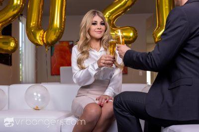 Happy Busty Year - Kayla Kayden - VR Porn - Image 2