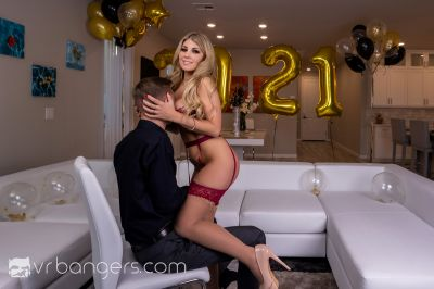 Happy Busty Year - Kayla Kayden - VR Porn - Image 6