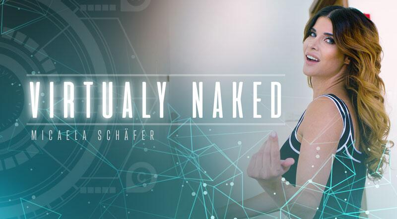 Virtually Naked feat. Micaela Schäfer - VR Porn Video