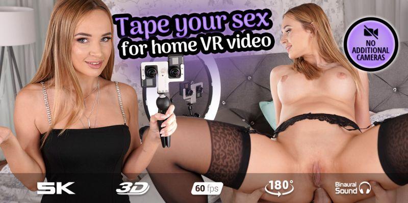 Nasty Home Video (Regular Version) feat. Kaisa Nord - VR Porn Video
