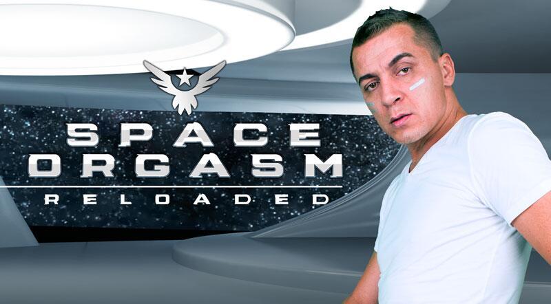 Space Orgasm: Reloaded feat. Blanche Bradburry, Vanessa Decker - VR Porn Video