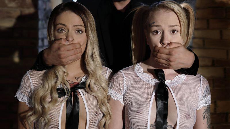 Bad Bad Girls feat. Chrystal Sinn, Clara Mia - VR Porn Video