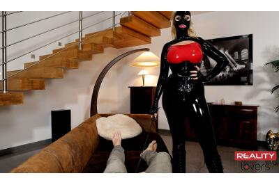 Latex Angel - Angel Wicky - VR Porn - Image 191