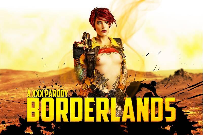 Borderlands A XXX Parody feat. Silvia Rubi - VR Porn Video