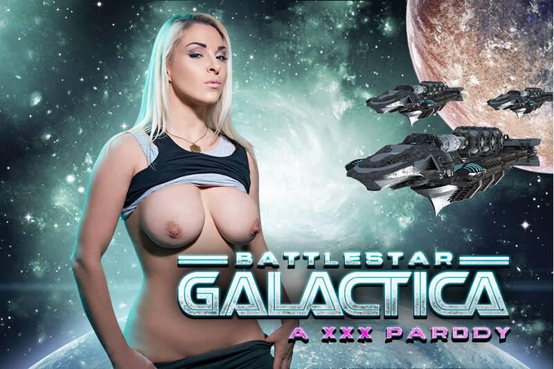 Battlestar Galactica A XXX Parody feat. Victoria Summers - VR Porn Video