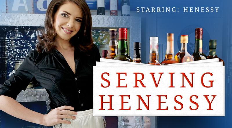 Serving Henessy feat. Henessy - VR Porn Video