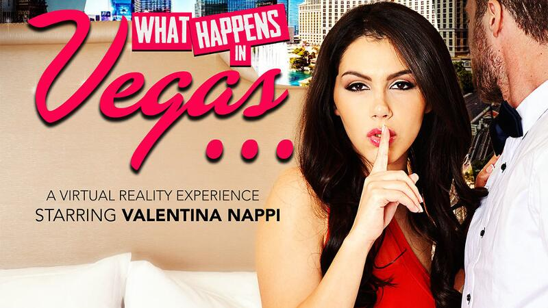 What Happens In Vegas feat. Valentina Nappi - VR Porn Video