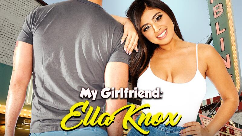 My Girlfriend: Ella Knox feat. Ella Knox, Ryan Driller - VR Porn Video