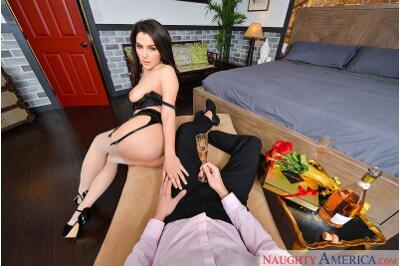 Lingerie Lust - Valentina Nappi, Dylan Snow - VR Porn - Image 91