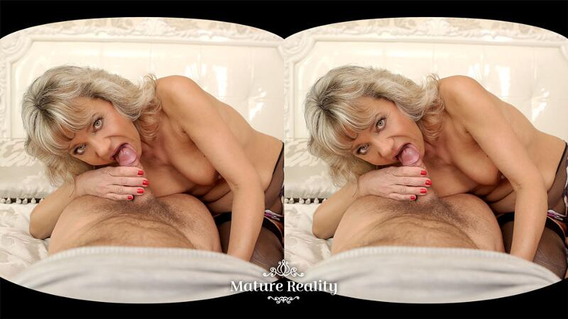 Aging Like Wine feat. Sherry D - VR Porn Video