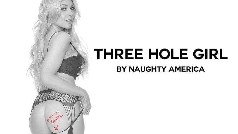 Three Hole Girl feat. Kayla Kayden, Dylan Snow - VR Porn Video