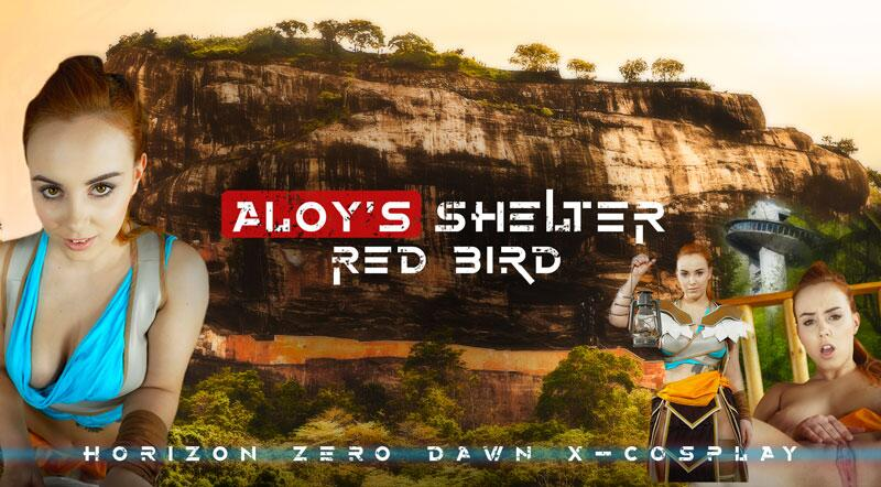 Aloy's Shelter feat. Red Bird - VR Porn Video