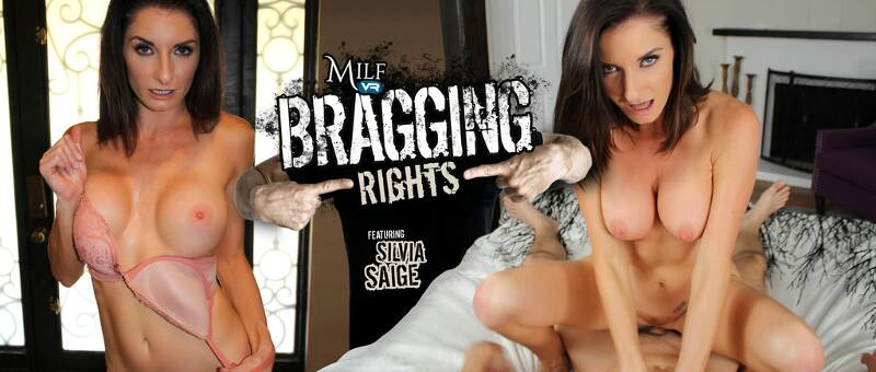 Bragging Rights feat. Silvia Saige - VR Porn Video
