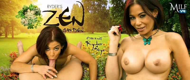 Ryder's Zen Garden feat. Ryder Skye - VR Porn Video
