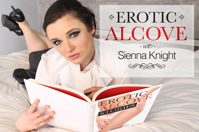 Erotic Alcove feat. Sienna Knight - VR Porn Video