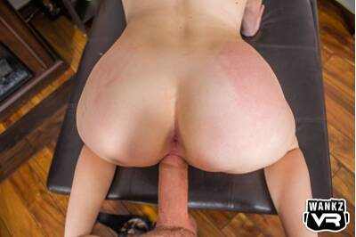 Right Place, Right Time - Brad Knight, Ashley Lane - VR Porn - Image 24