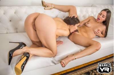 Goodbye Party - Valentina Nappi, Alina Lopez - VR Porn - Image 96