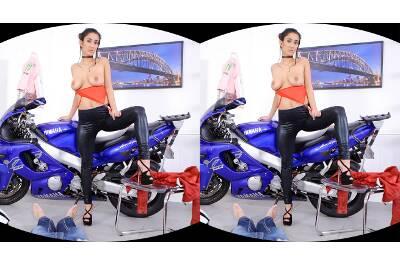 Posh Bikes and Big Cocks - Darcia Lee - VR Porn - Image 63