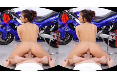 Posh Bikes and Big Cocks - Darcia Lee - VR Porn - Image 67