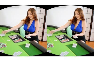 Busty Poker Dealer - Antonia Sainz - VR Porn - Image 78