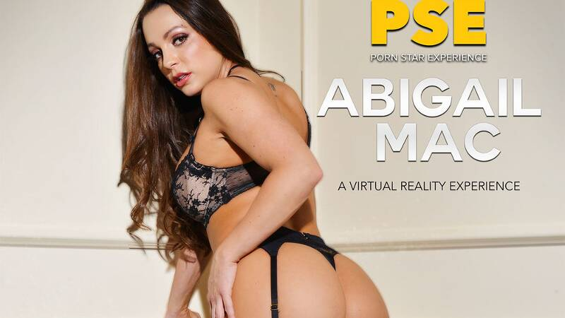 Porn Star Experience feat. Abigail Mac, Ryan Driller - VR Porn Video