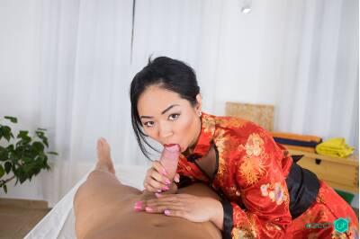 Chinese Massage Parlor - Jureka del Mar - VR Porn - Image 8