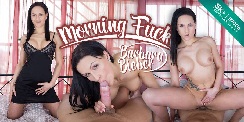 Morning Fuck feat. Barbara Bieber - VR Porn Video