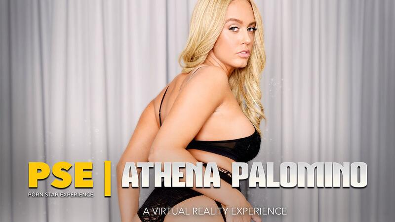 Porn Star Experience: Athena Palomino feat. Athena Palomino - VR Porn Video