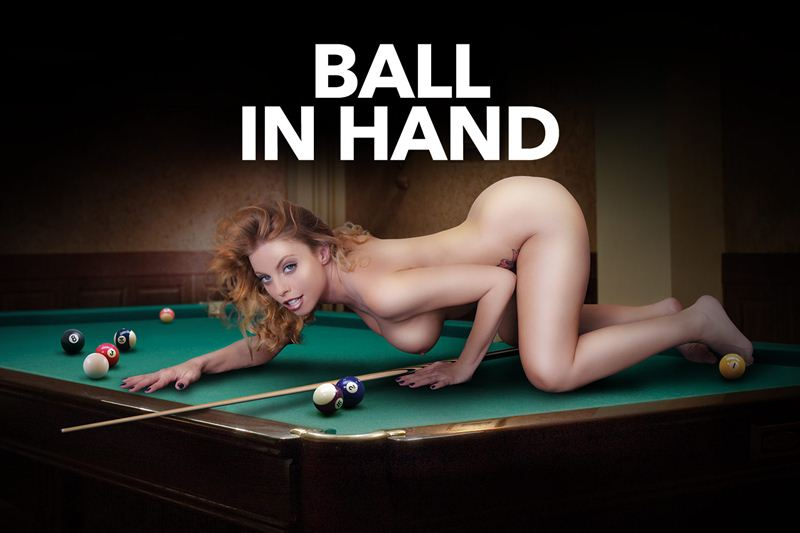 Ball In Hand feat. Britney Amber - VR Porn Video