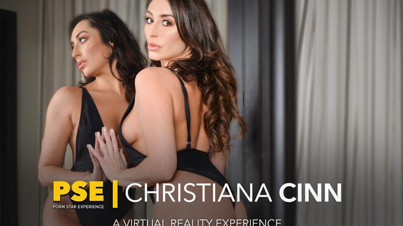 Porn Star Experience feat. Christiana Cinn, Justin Hunt - VR Porn Video