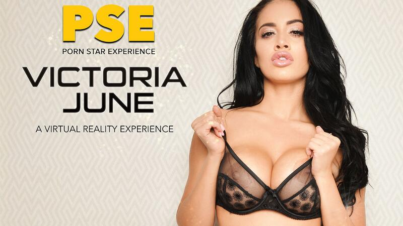 Porn Star Experience feat. Victoria June - VR Porn Video