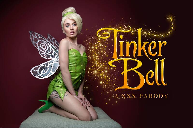 Tinker Bell A XXX Parody feat. Carmel Anderson - VR Porn Video