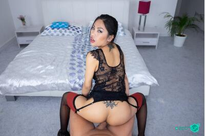 Asian Private - Polly Pons - VR Porn - Image 125